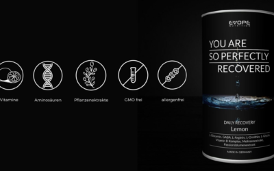 """Review: EVOPE Nutrition """"Daily Recovery"""""""