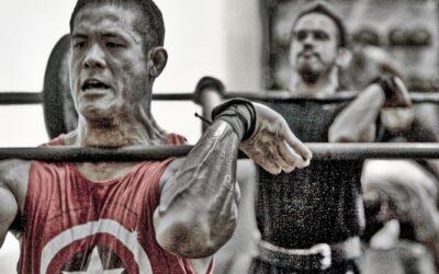 Optimiere deinen Front Squat – durch deinen Latissimus