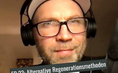 EP 23: Alternative Regenerationsmethoden im CrossFit® mit Matt Dippl